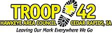Troop 42 logo