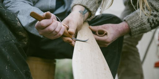 Paddle Carving