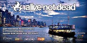 alivenotdead.com #StartUpFerry 2016 Party