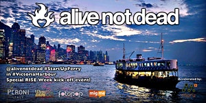 alivenotdead.com #StartUpFerry 2016 Party