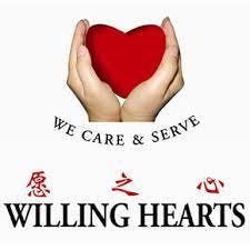 Willing Hearts logo