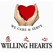 Willing Hearts logo