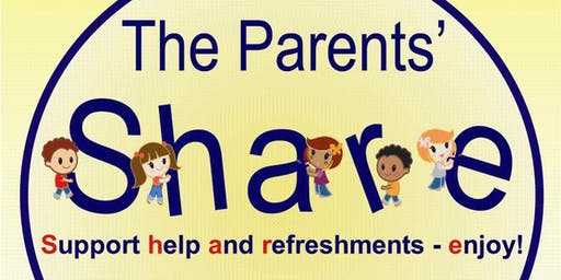 Parents' Share - Stress Releasing Workshop