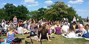 GATHERING OF MINDS in the park! Spiritual Groups...