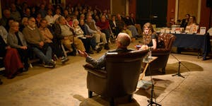 Touchstones: Conversations at The Mount