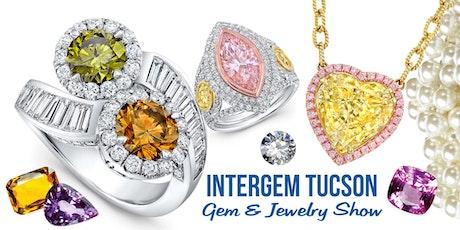 Intergem Tucson Gem Jewelry Show Tickets