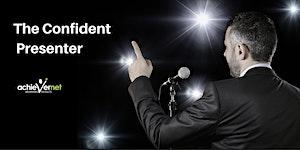 The Confident Presenter