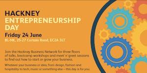 Hackney Entrepreneurship Day 2016