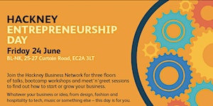 Hackney Entrepreneurship Day 2016