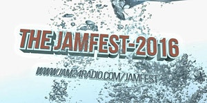 """The JamFest2016 """"Unsigned Music Event"""""""