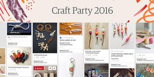 Etsy Craft Party München 2016