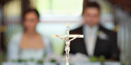 Preparación Matrimonio Católico (Comprometidos & Convalidación) tickets