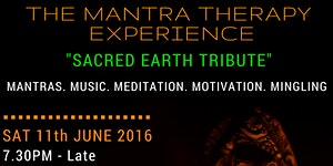 The Mantra Therapy Experience - Live Music, Mantras,...