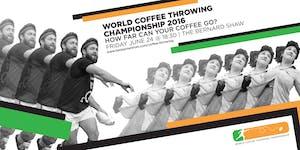 2016 World Coffee Throwing Championship