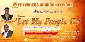 Prevailers Church Prayer Network 'UK National Prayer...