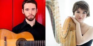 Emily Levin & Colin Davin :: Harp & Guitar Recital