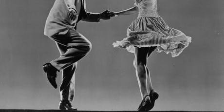 Lively LINDY HOP SWING DANCE CLASS! No partner necessary. tickets