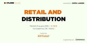 """Explore Talks on """"Retail and Distribution"""""""
