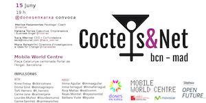 Coctels & Net bcn especial emprenedores 15 Juny 2016