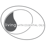 Living with Essential Oils logo