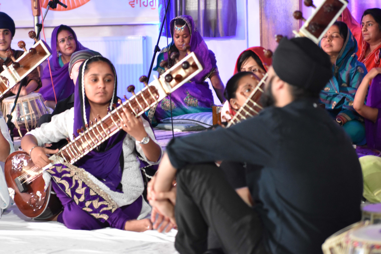 SAA-uk Indian Music Open Day & Summer Sharing
