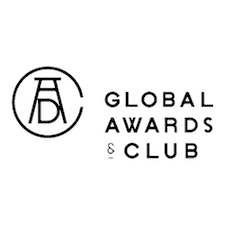 ADC Global Awards & Club logo