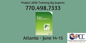 MS Project 2010 Basic Training - Atlanta (Jun 2016)