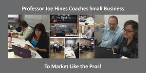 Workshop:  How to Market Your Small Business For...