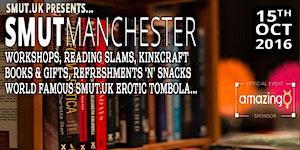 Smut Manchester 2016 sponsored by AmazingO.co.uk