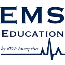 EMS Education by RWF Enterprises, Inc. logo