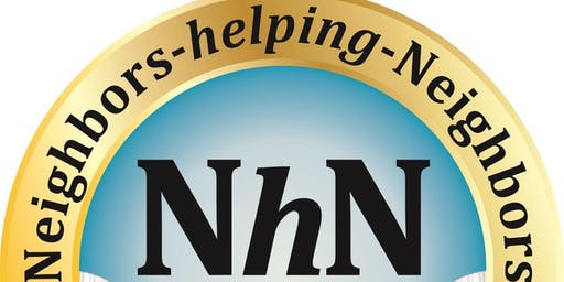 Neighbors-helping-Neighbors USA weekly meetings at Westwood Library