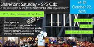 SharePoint Saturday Oslo