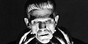 Cardiff BookTalk: Film Screening—Frankenstein (1931)