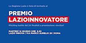 Finale Premio Lazio Innovatore