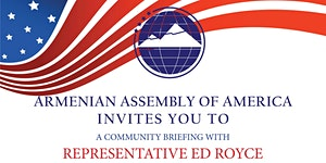 A Community Briefing with Representative Ed Royce