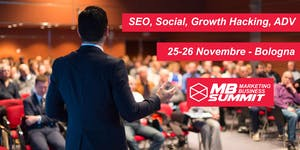 Marketing Business Summit 2016 - EVENTO SEO, Social,...