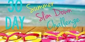 30-Day Summer Slimdown Challenge