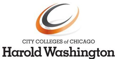 Image result for harold washington college logo