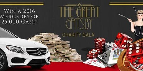 An Evening with the Washingtons -Great Gatsby Gala tickets