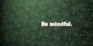 Mindfulness Friday Drop-In Sessions Edinburgh