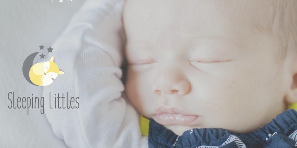 Pacifier Playdate with Sleeping Littles: 7 Im