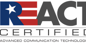 RE*ACT Certification - August 8th - 11th