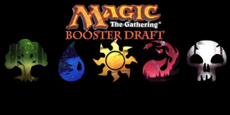 Monday Magic: the Gathering Draft tickets