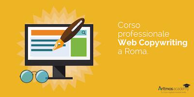 Corso Web Copywriting a Roma.