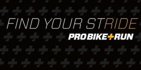 Pro Bike+Run & Brooks - Fall Distance Training Program 10k - 10 Miles - Robinson Information Session tickets