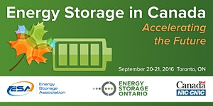 Energy Storage in Canada: Accelerating the Future