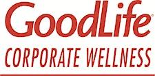 GoodLife Fitness Health & Wellness Leadership Summit logo