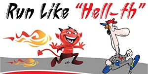 2016 Run like Hell-th Walk and Run