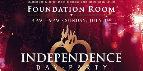 HOUSE OF BLUES - INDEPENDENCE WEEKEND {DAY-PARTY} on SunDAY!!! No cover before 6pm w/RSVP!!! tickets