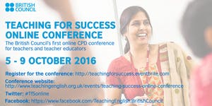 Teaching for Success Online Conference